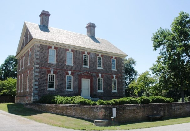 Nelson House Yorktown Battlefield Part of Colonial National