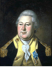Brigadier General Henry Knox Yorktown Battlefield Part