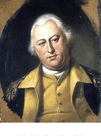 Portrait of Major General Benjamin Lincoln