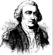 Drawing of Colonel John Lamb