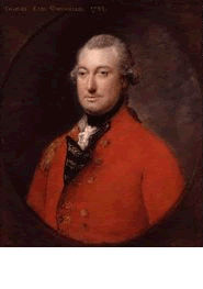 Portrait of Lieutenant General Cornwallis