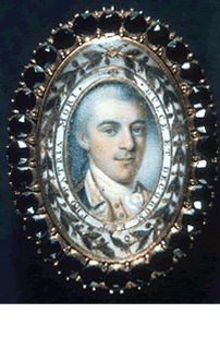 Cameo of Lieutenant Colonel John Laurens