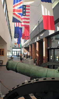 Yorktown Battlefield Visitor Center