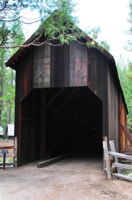 Wawona's Covered Bridge_KLahr