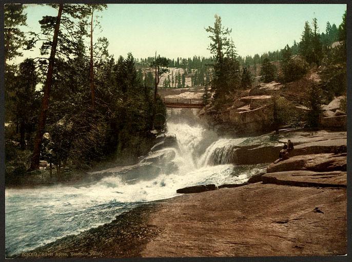 Historical Account Danger At Diamond Cascade Yosemite