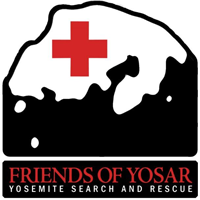 Friends of Yosemite Search and Rescue logo