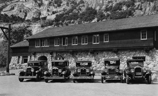 Yosemite Museum 1926