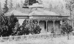 Historic photo of Hill's Studio