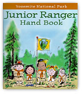 Junior Ranger handbook