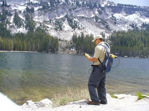 Yosemite Leadership Program Intern working for Resources Management and Science