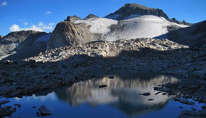 Glaciers Yosemite National Park U S National Park Service