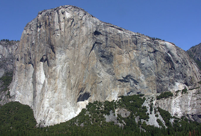 Granite Yosemite National Park U S National Park Service
