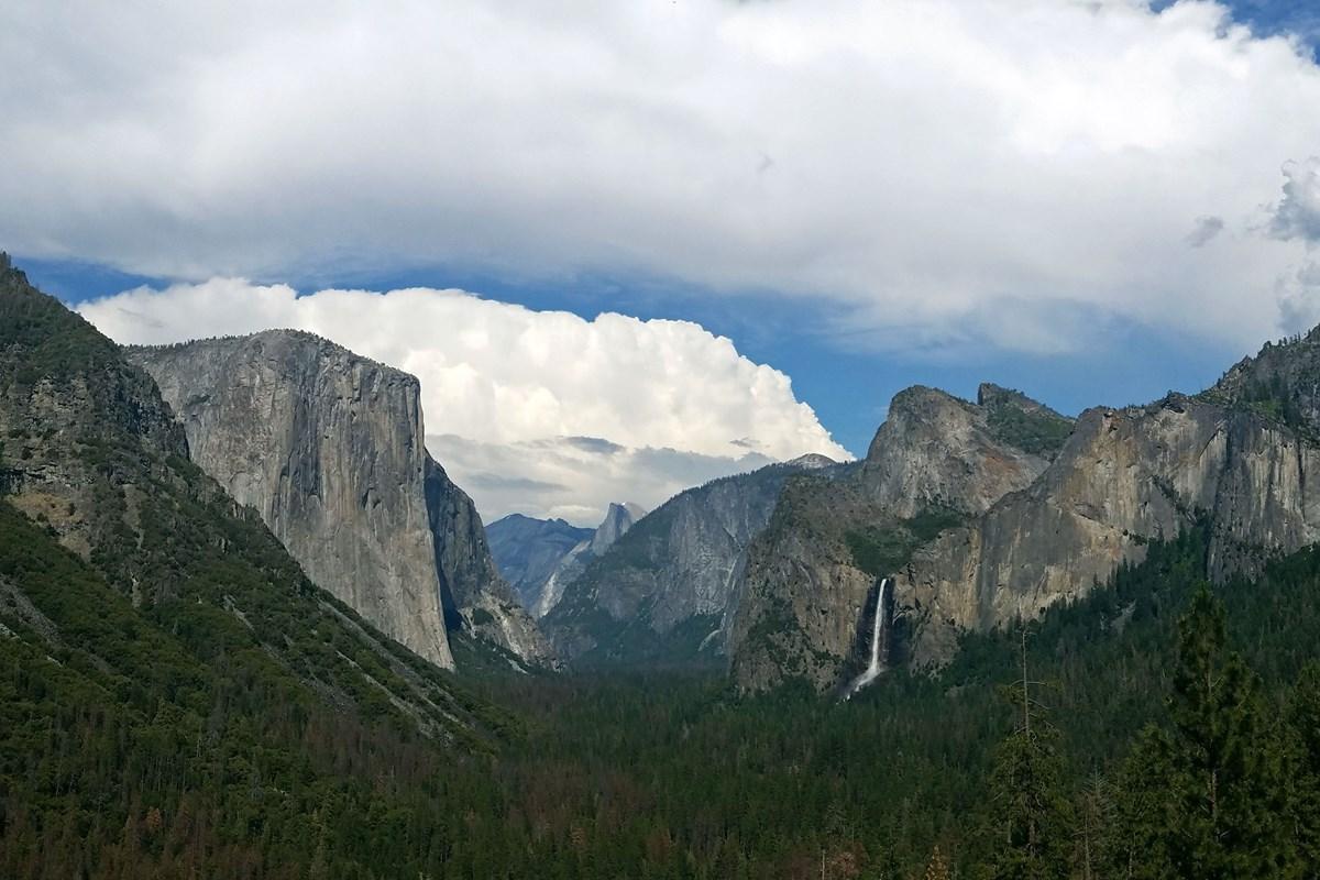 Yosemite Valley Yosemite National Park U S National