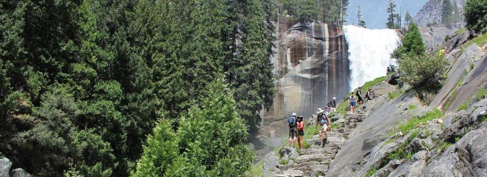 Hiking Yosemite National Park US National Park Service