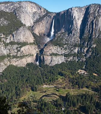 Four Mile Trail Yosemite National Park U S National