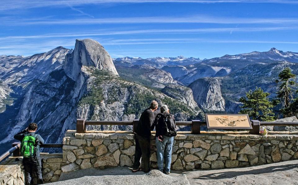 Glacier Point Yosemite National Park U S National Park