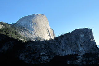 Southwest face of Half Dome