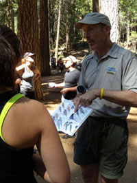 Yosemite Conservancy Bird Program in action