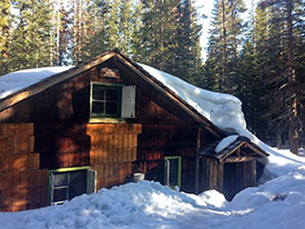 Snow Creek Cabin