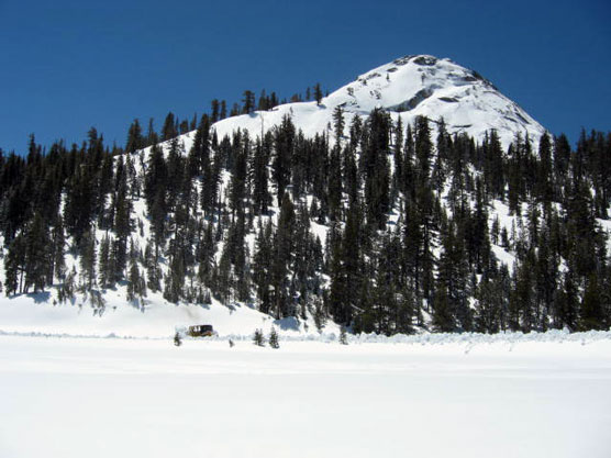 Tioga Pass Plowed But Not Ready for Traffic (Yet)