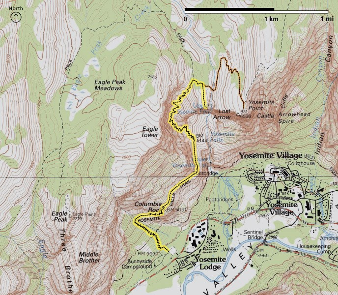 Yosemite Map Of Glacier on concordia glacier, john muir glacier, cirque glacier,