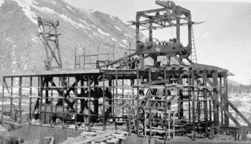 Walter Johnson: Gold Dredge Pioneer - Yukon - Charley Rivers