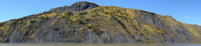 Biederman Bluff panorama