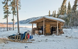 Public Use Cabins Yukon Charley Rivers National