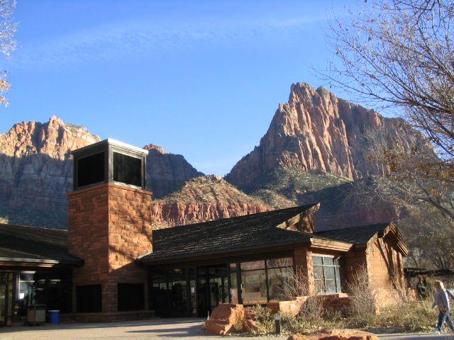 Sustainable Architecture Zion National Park U S