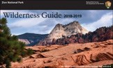 2018 Wilderness Guide (PDF 5.50 MB)