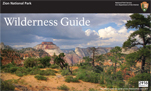 2016 Zion Wilderness Guide