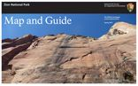 Zion Spring Map and Guide 2015