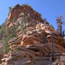 Hike to the top of Angels Landing!