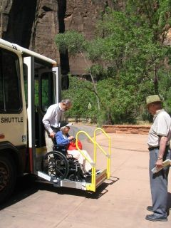 Shuttle Accessibility