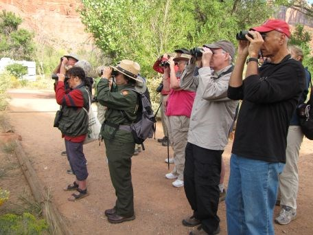 Ranger-led Bird Walk