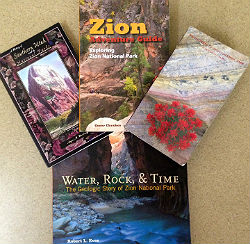 selected books about Zion