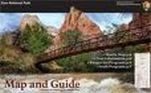 Zion Summer Map and Guide